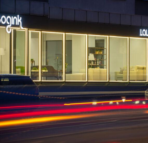 Naujas baldų salonas Panevėžyje